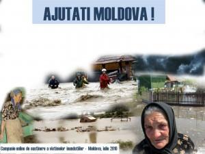 Ajutaţi Moldova!